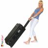 1615 Valise AIR Check-In Noire, Loquets PNP, avec Compartiments TrekPak 13