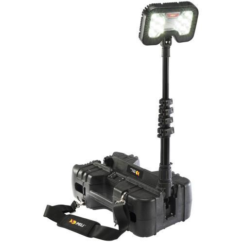 9490 Remote Area Lighting System, Noir