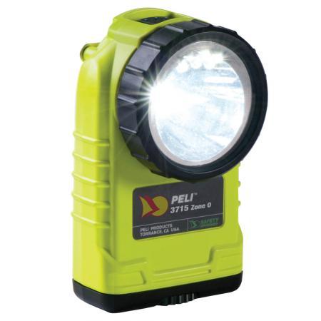 3715Z0 LED ATEX 2015, Zone 0, Jaune