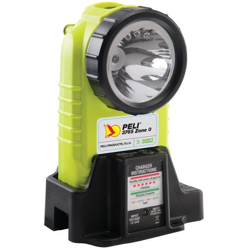 3765Z0 LED Rechargeable, ATEX 2015, Zone 0, Jaune