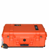 1510 Valise Carry On Orange avec Compartiments 1
