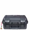 iM2100 Valise Peli Storm Noire avec Mousse en Cubes 1